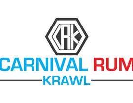metulmahadi143 tarafından CRK Carnival Rum Krawl için no 12