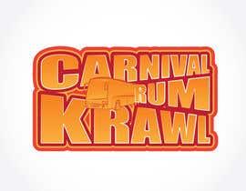 Tebraja tarafından CRK Carnival Rum Krawl için no 7