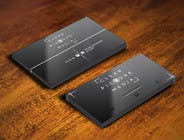 Business Cards Contest Entry #109 for Design some Business Cards