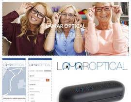 Nro 16 kilpailuun Diseñar un logotipo para sitio web de gafas käyttäjältä ArqAlejandro
