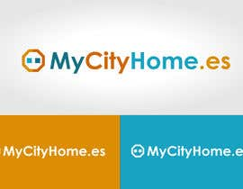 #21 สำหรับ Logo for MyCityHome.es a fully managed host service in Airbnb for house owners โดย mwarriors89