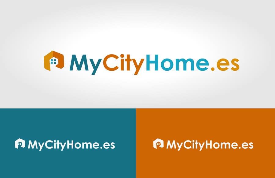 Participación en el concurso Nro.                                        45                                      para                                         Logo for MyCityHome.es a fully managed host service in Airbnb for house owners