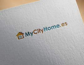 #51 สำหรับ Logo for MyCityHome.es a fully managed host service in Airbnb for house owners โดย mwarriors89