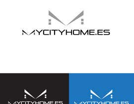 #16 สำหรับ Logo for MyCityHome.es a fully managed host service in Airbnb for house owners โดย faisalaszhari87