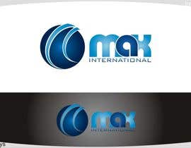 #765 pentru Logo Design for The name of the company is Max de către innovys