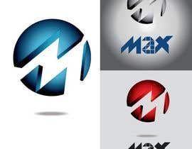 #764 para Logo Design for The name of the company is Max por Medina100