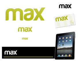 #93 untuk Logo Design for The name of the company is Max oleh Identity12