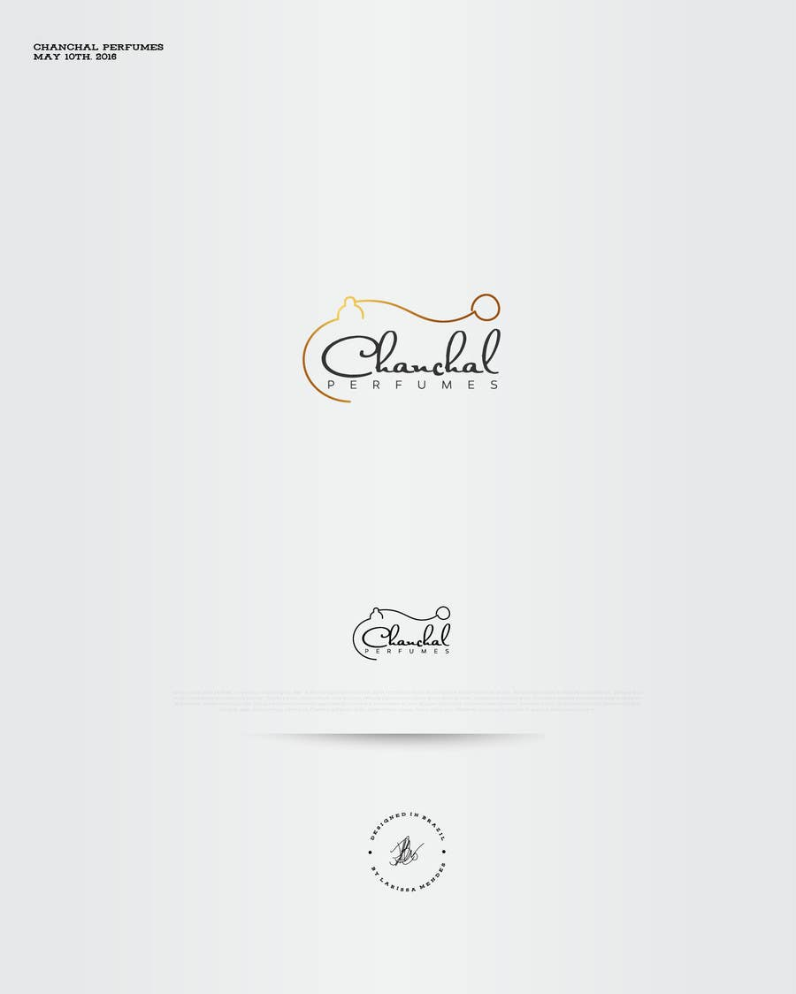 Contest Entry #4 for Design a Logo for a Perfume Store