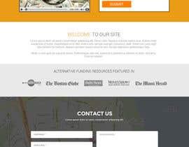#1 para Design a Website Mockup de aryamaity