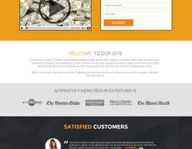 aryamaity tarafından Design a Website Mockup için no 3