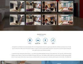 #8 for One page micro-site by webidea12