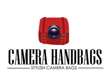#8 for Design a Logo for Camera Handbags by holasueb