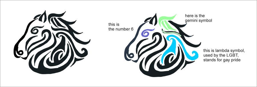 Contest Entry #4 for Tribal Tattoo Design