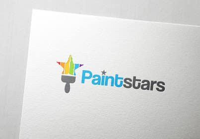 aliciavector tarafından Paintstars logo / business card layout için no 168