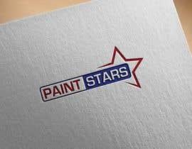 nexteyes tarafından Paintstars logo / business card layout için no 35