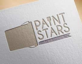 #186 สำหรับ Paintstars logo / business card layout โดย PowerDsign