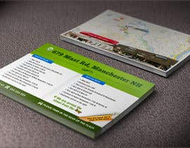 "#4 para Create Print and Packaging Designs for Driving Directions 2 Sides 5.375"" x 8.375"" finished size por imyoursignalfire"