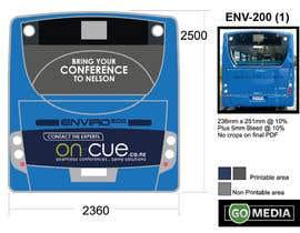 Nro 93 kilpailuun bus design käyttäjältä muhdnov