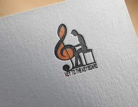 "#25 for DESIGN MY LOGO - ""KEY TO THE KEYBOARD"" - Online Piano Lessons by zelimirtrujic"