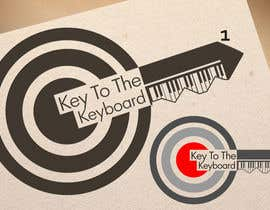 "#22 for DESIGN MY LOGO - ""KEY TO THE KEYBOARD"" - Online Piano Lessons by Slavajan"