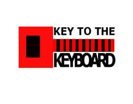 "#63 for DESIGN MY LOGO - ""KEY TO THE KEYBOARD"" - Online Piano Lessons by morningbreeze20"