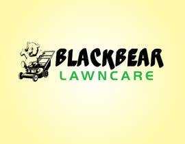 #1 para Design a Logo for Blackbear Lawncare por utrejak