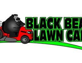 #26 for Design a Logo for Blackbear Lawncare af robertmorgan46