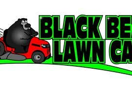 #27 para Design a Logo for Blackbear Lawncare por robertmorgan46