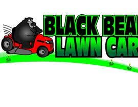 #31 for Design a Logo for Blackbear Lawncare af robertmorgan46