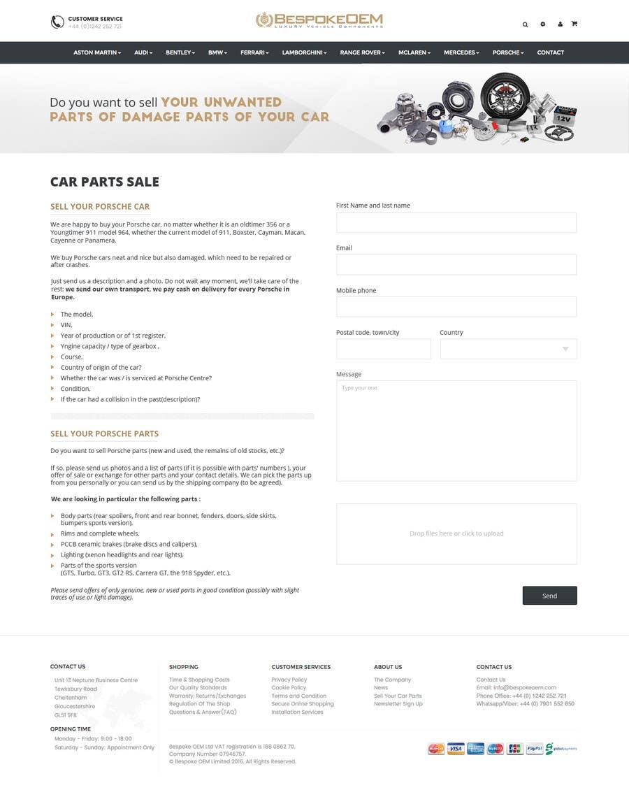 Contest Entry #                                        7                                      for                                         Design a Website Mockup