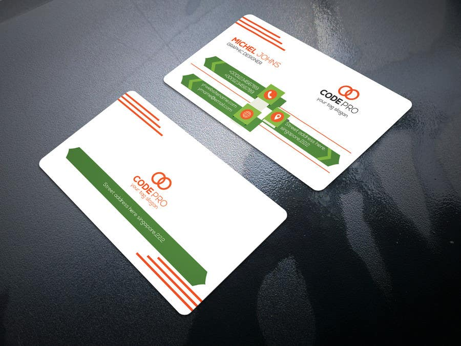 Contest Entry #                                        20                                      for                                         Design some Business Cards- Study Heights