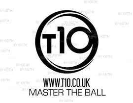 Nro 12 kilpailuun design a channel art banner for youtube page incorporating company T10 logo käyttäjältä keith2389