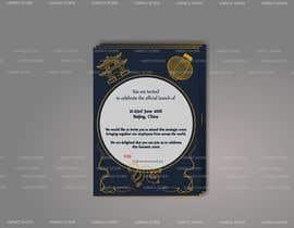 #8 para Chinese Invitation Samples de VMRKO