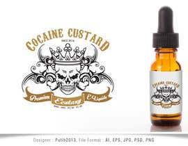 #13 สำหรับ Logo for Vape E-liquid line โดย putih2013