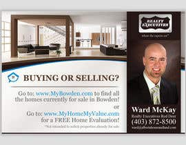 #59 para Design an Advertisement for Real Estate Postcard por pris