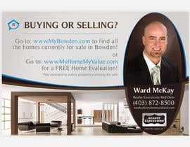 #84 for Design an Advertisement for Real Estate Postcard af pris