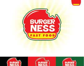 #27 para Design a Logo for Fast Food Restaurant - repost por Stevieyuki
