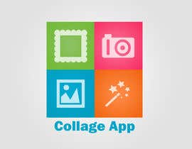 #7 para Design an icon for a collage maker app por Farzeel26