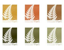 nº 53 pour Design a Logo for Wooden Fern par StefanMoisac