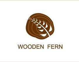 nº 150 pour Design a Logo for Wooden Fern par anjaliom