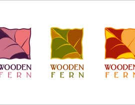 nº 78 pour Design a Logo for Wooden Fern par BuDesign