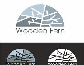 nº 143 pour Design a Logo for Wooden Fern par sdugin