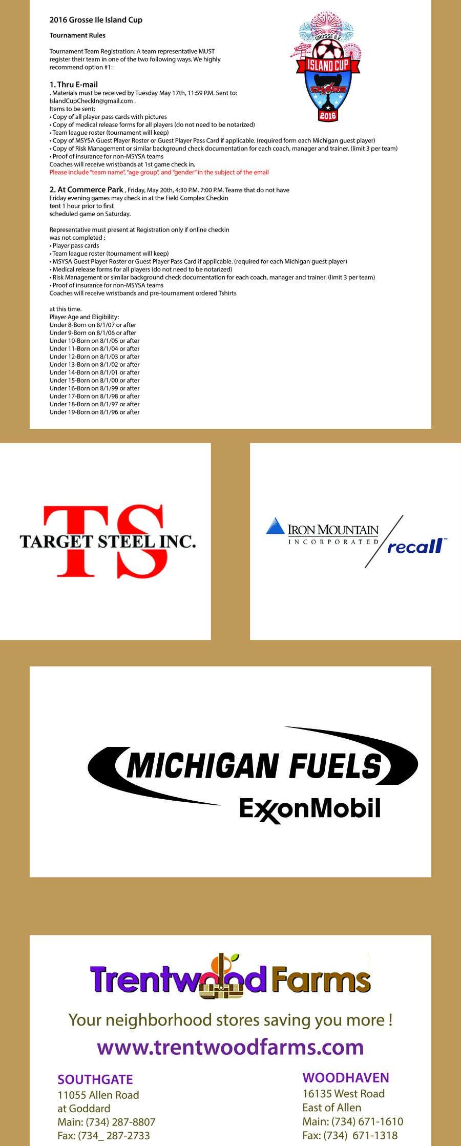Inscrição nº                                         2                                      do Concurso para                                         RE-Design multiple logos and ads for Sponsorship book 2