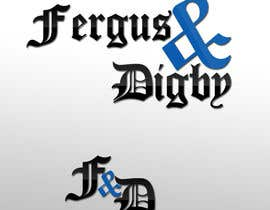 #3 para Design a Logo for Fergus & Digby por authenticweb
