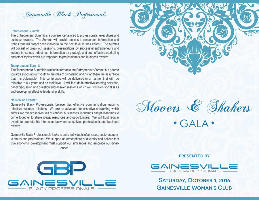 Contest Entry #                                        7                                      for                                         Gala Sponsorship