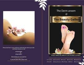 #9 for Design a Flyer for a Beauty Gallery af jinupeter