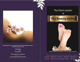 nº 10 pour Design a Flyer for a Beauty Gallery par jinupeter