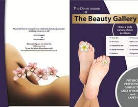 nº 13 pour Design a Flyer for a Beauty Gallery par jinupeter