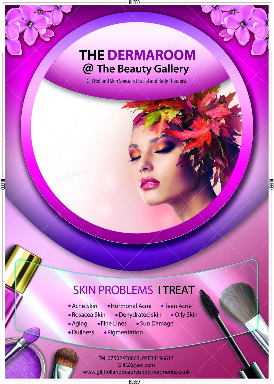 Bài tham dự cuộc thi #11 cho Design a Flyer for a Beauty Gallery
