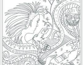 #11 for Adult Coloring Book by OlgaShevchenko